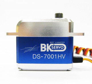 BK High Speed Coreless Servo