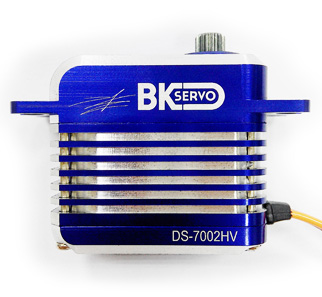 BK High Speed & Thermal Efficient Coreless Servo