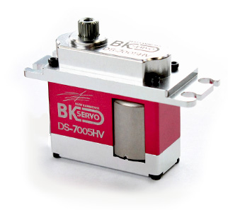 BK Servo Multi Size Digital Tail Servo
