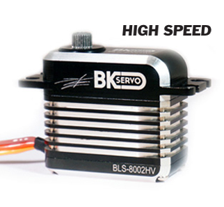 BK High Speed Brushless Servo