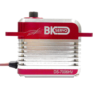 BK Tail High Speed Coreless Servo