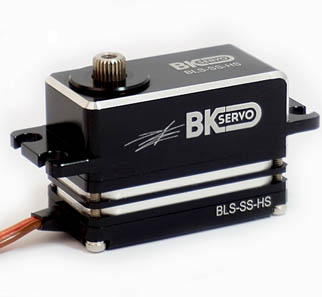 BK Low Profile Brushless Servo