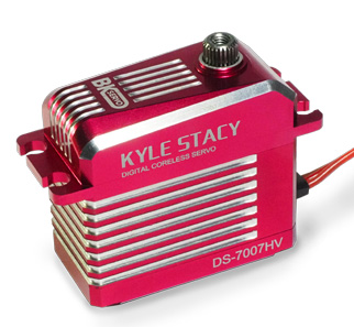 BK Tail High Speed -Kyle Stacy Edition- Coreless Servo